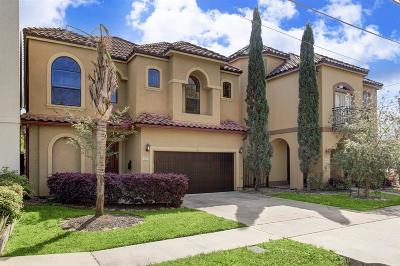 Houston Single Family Home For Sale: 1037 Kern Street