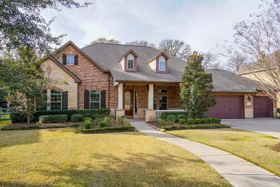 Fulshear Single Family Home For Sale: 5423 Lake Hill Farm Way