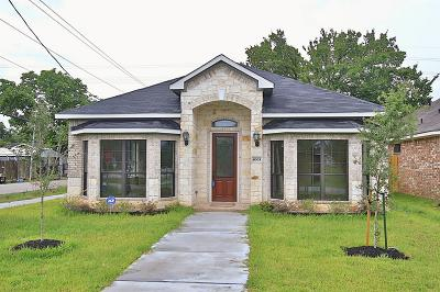 Houston Single Family Home For Sale: 8303 Lawler
