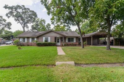 Houston Single Family Home For Sale: 9349 Rosstown Way