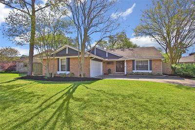 Houston Single Family Home For Sale: 13023 Thatcher Drive