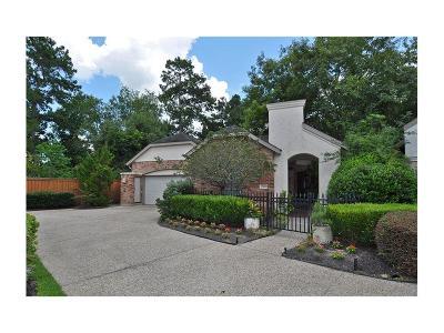 Kingwood Single Family Home For Sale: 1306 Avon Way