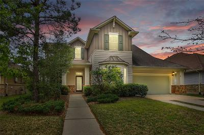 The Woodlands Single Family Home For Sale: 70 W Tapestry Park Circle