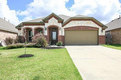 League City Single Family Home For Sale: 6805 Peach Mill Lane