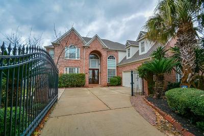 Missouri City Single Family Home For Sale: 1726 Shoreline Drive