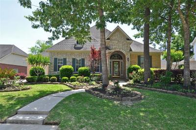 Kingwood Single Family Home For Sale: 2111 Fern Creek Trail