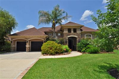 Kingwood Single Family Home For Sale: 20935 Atascocita Point Drive