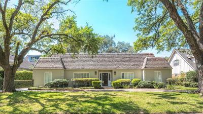 Tanglewood Single Family Home For Sale: 910 Old Lake Road