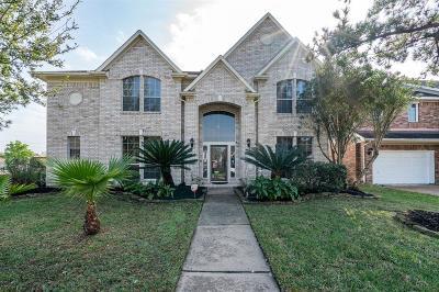Houston Single Family Home For Sale: 10018 Ripple Lake Drive