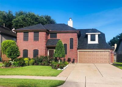 Pasadena Single Family Home For Sale: 4522 Ireland Lane