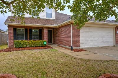 Dickinson Single Family Home For Sale: 2912 Landing Edge Lane