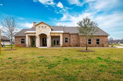 Rosenberg Single Family Home For Sale: 3202 River Ranch S