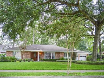 Houston Single Family Home For Sale: 1507 Lynnview Drive