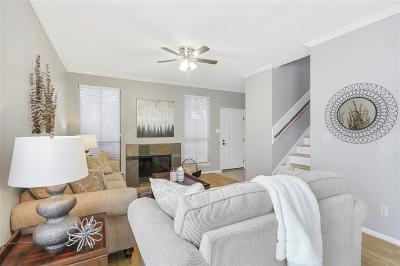 Houston Condo/Townhouse For Sale: 1201 McDuffie Street #108