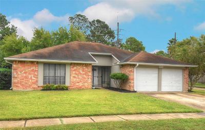 Houston TX Single Family Home For Sale: $167,000