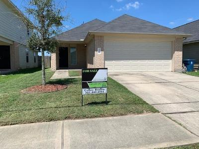 Houston Single Family Home For Sale: 14831 Darbydale Drive