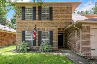 Spring Single Family Home For Sale: 25838 Richards Road