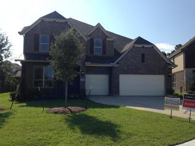 Tomball Single Family Home For Sale: 9611 Chaddington Court