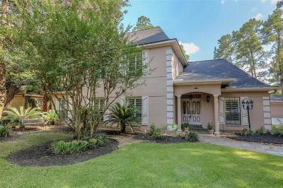 The Woodlands Single Family Home For Sale: 35 Indian Clover Drive