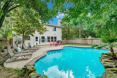 The Woodlands Single Family Home For Sale: 3 Shimmer Pond Place Place