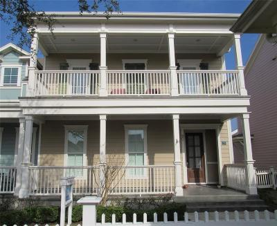 Galveston Condo/Townhouse For Sale: 80 Island Passage