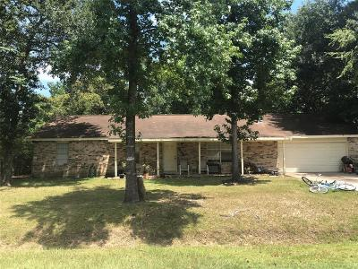 Conroe Single Family Home For Sale: 424 Cactus Drive