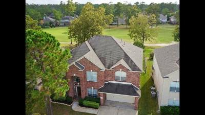 Humble Single Family Home For Sale: 8418 Hunters Village Drive