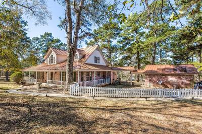 Conroe Farm & Ranch For Sale: 11780 Calfee Road