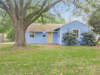 La Marque Single Family Home For Sale: 1607 Milam Street