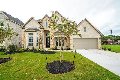 Rosenberg Single Family Home For Sale: 5834 Euclid Loop