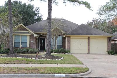 Pearland Single Family Home For Sale: 3310 E Overdale Drive