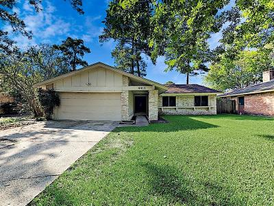 Spring, The Wodlands, Tomball, Cypress Rental For Rent: 4411 Adonis Drive