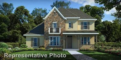 The Woodlands Single Family Home For Sale: 83 West Liberty Square