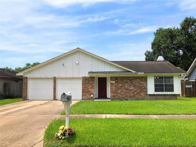 Sugar Land Single Family Home For Sale: 1523 Alderbrook Drive