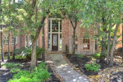 The Woodlands Single Family Home For Sale: 1 Fawnmist Place