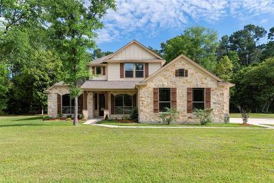 Huffman Single Family Home For Sale: 407 Lassen Villa Court