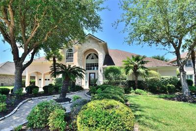 Katy Single Family Home For Sale: 4214 Morning Willow Drive