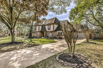 Kingwood Single Family Home For Sale: 3603 Shady Green Drive