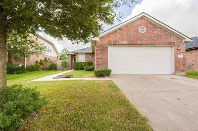 Katy TX Single Family Home For Sale: $169,000