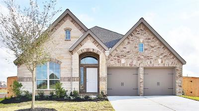 Manvel Single Family Home For Sale: 2626 Newport Lake Boulevard