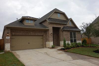 Katy Single Family Home For Sale: 4407 Calvet Forest Drive
