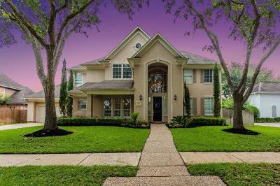 Sugar Land Single Family Home For Sale: 3718 Springhill Lane