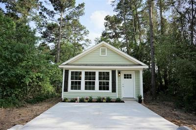Willis, Montgomery, The Woodlands, Conroe, Shenandoah, Spring Single Family Home For Sale: 16883 Balmoral Street