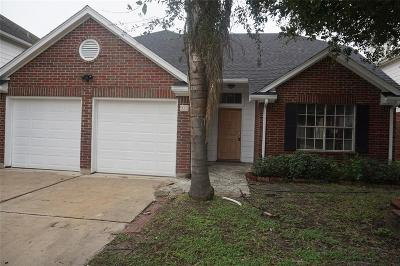 Houston Single Family Home For Sale: 931 Willow West Drive