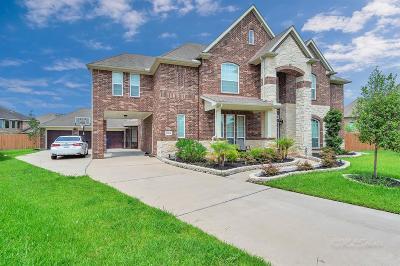Richmond Single Family Home For Sale: 10014 Hazel Woods Court