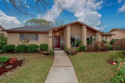 Houston Single Family Home For Sale: 3714 Montvale Drive