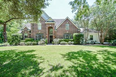 Tomball Single Family Home For Sale: 18919 Wildrose Lane