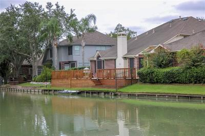 Sugar Land Single Family Home For Sale: 1111 Mariner Cove