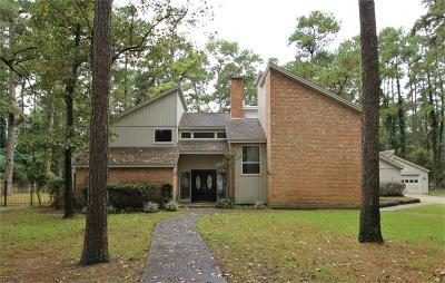 Kingwood Single Family Home For Sale: 3 Summit Lake Drive