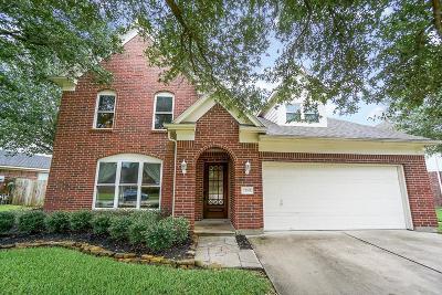 Cinco Ranch Single Family Home For Sale: 22831 Rainbow Bend Lane